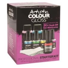 #03420 Artistic Professional Colour Gloss Soak Off Gel Starter Kit