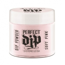 #2600013 Artistic Perfect Dip French Colours SOFT PINK (Light Pink Sheer)  23 gr.