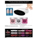#2603063 Artistic Perfect Dip Coloured Powders OWNED (Neon Coral/ Pink Crème) 23 gr.
