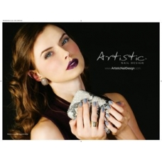 #1682 Poster Artistic Nail Design 46 x 61 cm.