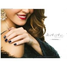#2561 Poster Artistic Nail Design 46 x 61 cm.