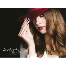 #3295 Poster Artistic Nail Design 46 x 61 cm.