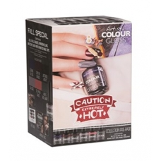 "#2120013 Fall Collection 2018  ""Caution Extremely Hot"" 6 Pcs. Mix Display 6 x 15 ml."