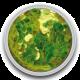 Hexagon Geel (Medium) 0,5 gram