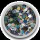 Bloem Zilver (Holografisch) 0,5 gram