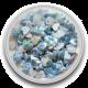 Zijden hart Baby Blauw 0,5 gram (Mini)