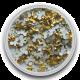 Zijden strikje Goud 0,5 gram (Mini)