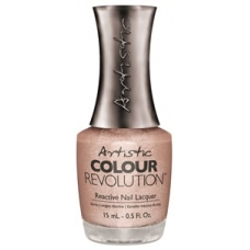 "#2303126 Artistic Colour Revolution ""Goddess"" 15ml. (Metallic Rose Gold)"