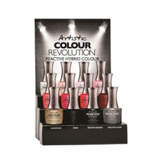 #2300034 Display 12 stuks. Colour Revolution Lacquer.