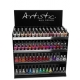 #2300033 Display LEEG voor 360 stuks Colour Gloss Gellak en Colour Revolution Nagellak.