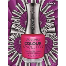 #14-30052-1 Artistic Naildesign Colour Revolution Kleuren kaart