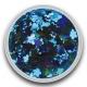 Zee Blauw (Holografisch) 0,5 gram