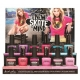 "#2100106 Zomer Collectie 2017  ""A New Skate of Mind"" 12 Pc Mix Display  12 x 15 ml.."