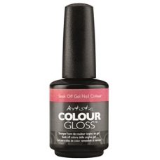 #2100094 Hell On Wheels  ( Bright Coral Shimmer ) 15 ml.