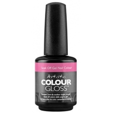#2100095 Love At First Skate ( Bright Pink Crème ) 15 ml.