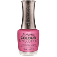 #2300095 Love At First Skate ( Bright Pink Crème) 15 ml.
